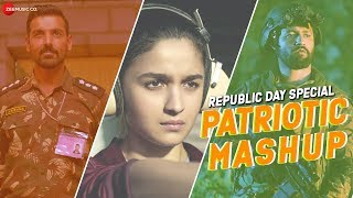 Patriotic Mashup - Republic Day Special 2019 | Nishant Salil - Download this Video in MP3, M4A, WEBM, MP4, 3GP