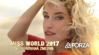 Miss Slovensko 2017 Countdown to finale