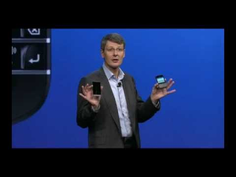 RIM Blackberry 10 (Z10 & Q10) Announcement - #BB10