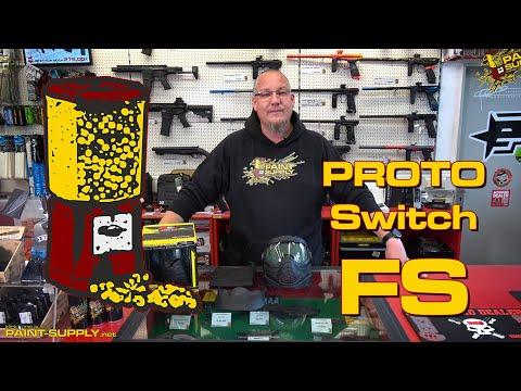 Paintball Beratung Proto Switch FS Paintball Maske