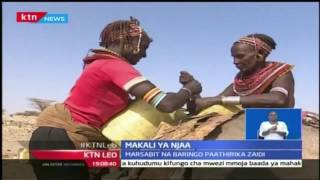 KTN Leo: Makala ya njaa: Kina mama watafuta maji kwa taabu Marsabit