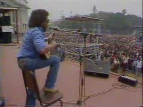 Concierto en Nicaragua (1973) - Ali Primera (Video)