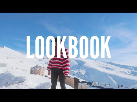 LOOKBOOK  ☾ Outfits en la nieve