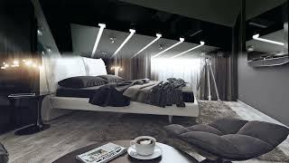 Modern Black Bedroom Ideas - Room Ideas
