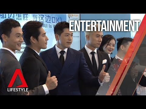 New Singapore-Taiwan TV suspense drama All Is Well | CNA Lifestyle