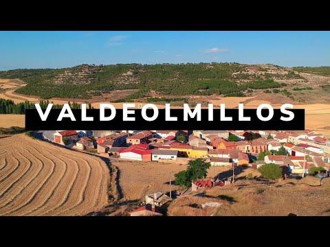 Valdeolmillos - DJI Spark Drone Video