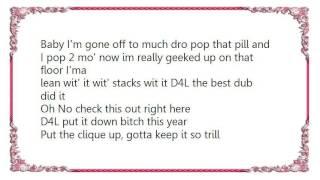 D4L - Do It Like Me Baby Lyrics
