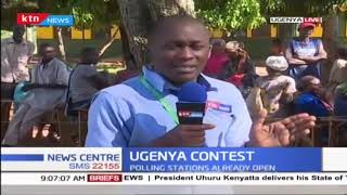 Ugenya by-election: Voting underway