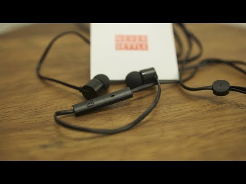 OnePlus Type C Bullet Earphones Review - Are they any Good? (видео)