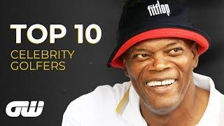 Top 10: CELEBRITY GOLFERS | Golfing World