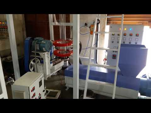 Zip Lock bag Film Blowing Machine