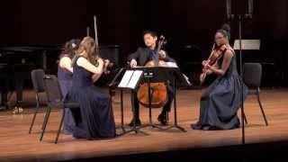 Haydn: String Quartet in C Major, Op. 76, No. 3, Movement II, Poco adagio; cantabile