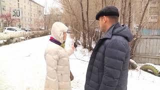 «Грязи многовато». Вадим Шумков проверил дворы и улицы Кургана