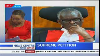 Supreme Petition: Supreme court racing against time