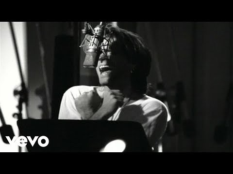 Bon Jovi - Bed Of Roses (Official Music Video)