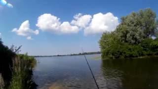 Ловить голавля на отводной поводок