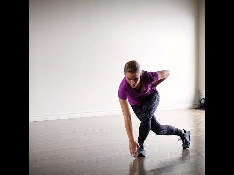 Les exercices sur prokatchkou des muscles du corps