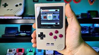Pocket Pi FE Build Guide; Raspberry Pi Zero Handheld In A Game Boy Pocket!