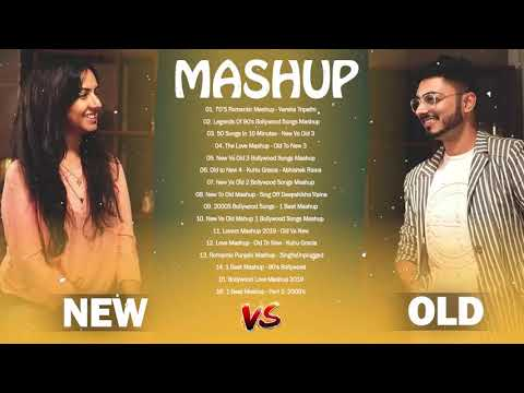 70'S Romantic Mashup Songs | OLD VS NEW BOLLYWOOD MASHUP 2019 | old hindi songs Audio Jukebox 2019