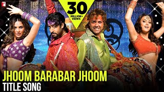 Jhoom Barabar Jhoom | Full Title Song | Abhishek   - YouTube