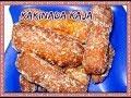 Kakinada kotaiah kaja recipe in telugu/ one of the best Andhra sweet/World Famous Kakinada Kaja