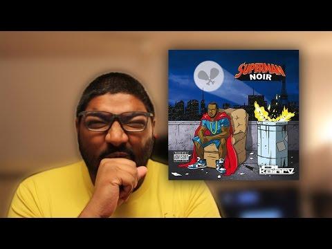 Critique qui pique: PREMIERE ECOUTE – Superman Noir (Ol Kainry)
