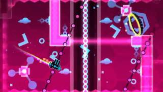 Geometry Dash- Laser Room - By Nature (me!)