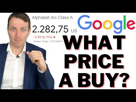 Google Stock Analysis - Great Business At Fair Price