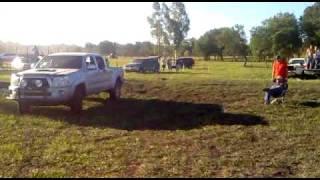 preview picture of video 'Aratiri 2009 trompo            tacoma  ( drift )'