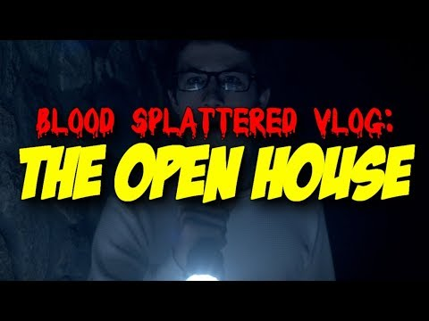 The Open House (2018) – Blood Splattered Vlog (Horror Movie Review)