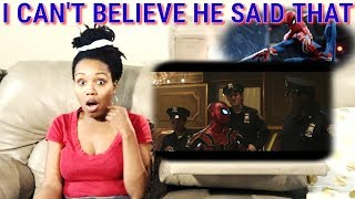 SPIDER-MAN: FAR FROM HOME - Official Trailer Reaction
