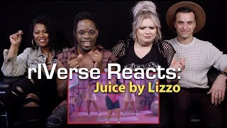 RIVerse Reacts: Juice By Lizzo   MV Reaction