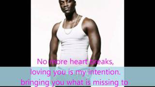 Akon ft J Randall - Oh La La Lyrics