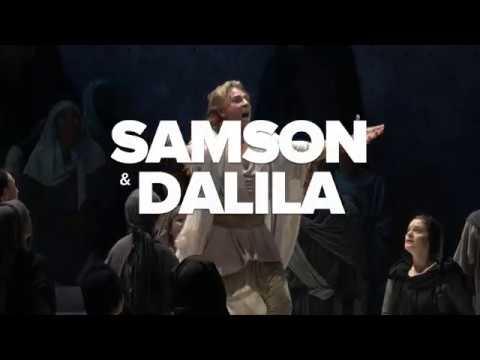 """SAMSON ET DALILA filmé au Met Opera - Bande annonce """"Les incontournables"""""""