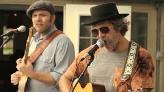 "Donavon  Frankenreiter on Sonny's Porch / ""It Don't Matter"""