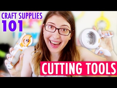Let's Talk About CUTTING TOOLS + Giveaway - Craft Supplies 101 By @karenkavett Mp3