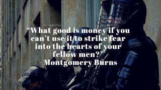 Awesome Quotes From TV Shows
