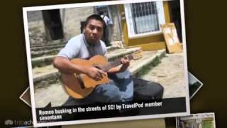 preview picture of video 'Guns, Gangsters and Gay bars Simontann's photos around San Cristobal de las Casas, Mexico'