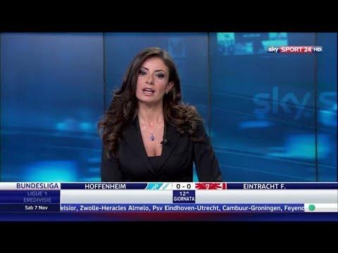 L'annuncio della Morte di Davide Astori a Sky Sport 24