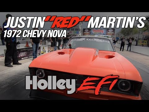 Justin Martin's Twin Turbo LDR Nova at OSCR VI