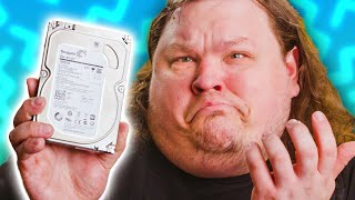 Are Hard Drives Still Worth It?