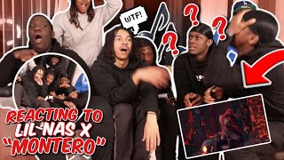 Lil Nas X - MONTERO (call me by your name) (official video) REACTION!