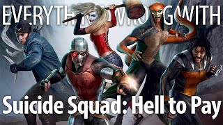 Everything Wrong With Suicide Squad: Hell to Pay In 22 Minutes Or Less