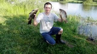 Река лань у д локтыши рыбалка