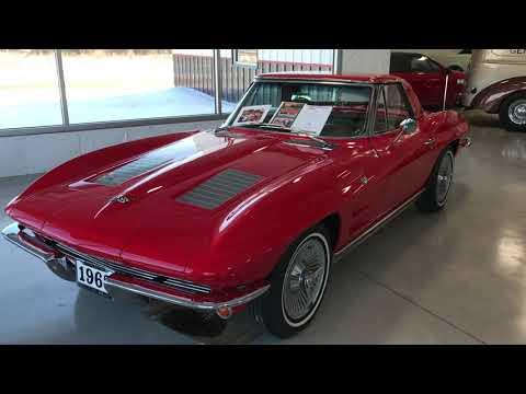 Video of '63 Corvette - LLQG