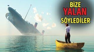Titanik Hakkındaki Gerçekler Ortaya Çıktı