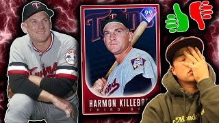 WEIRDEST ENDING IN 99 HARMON KILLEBREW DEBUT... MLB The Show 20