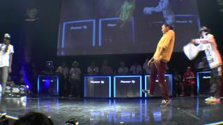 PARADOX & DIMENSION vs King Charles & Comfort FINAL HIPHOP / WDC 2015 FINAL