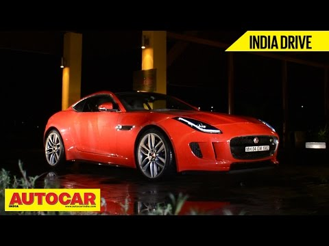 Jaguar F-Type Coupe | India Drive Video Review | Autocar India