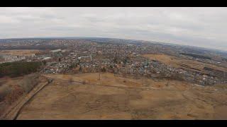 Немного пейзажа и FPV фристайл [Landscape of Early Spring] [FPV Freestyle] [GoPro 7 Footage]
